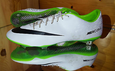 f72aab175cd NIKE MERCURIAL VAPOR IX UK 12 US 13 acc REFLECTIVE FOOTBALL BOOTS SOCCER  CLEATS