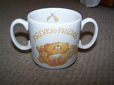 Forever Friends Two Handled Mug from Andrew Brownsworld