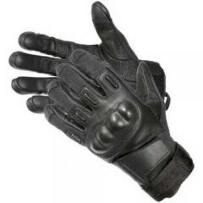 New Blackhawk S.O.L.A.G. HD Black Tactical Gloves w/Kevlar Large Model: 8151LGBK