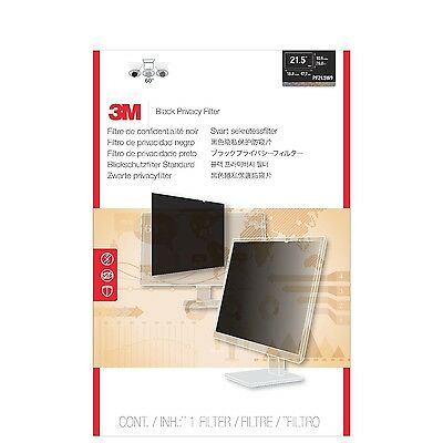"""3M Privacy Filter for Widescreen Desktop LCD Monitor 21.5"""" (PF21.5W9)"""