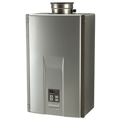 Thunder Group RL94IN Rinnai® 9.8 GPM 199,000 BTU Gas Tankless Water Heater - NAT
