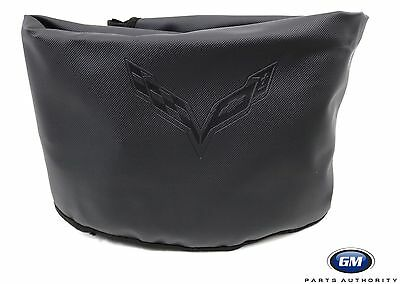 14-17 Chevrolet Corvette ZO6  Front End Cover 23269638 Black Genuine OEM GM