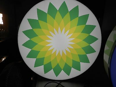 BP Lighted Sign
