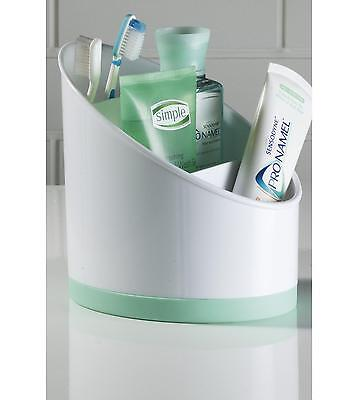 Bathroom Tidy Tooth Brush/Paste Holder