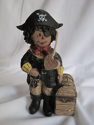 Sarah's Attic Pirate Nat 1996 Limited Edition Numbered