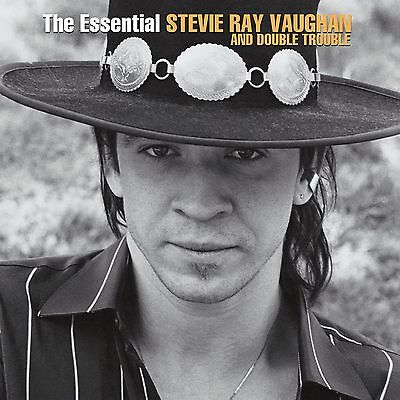 Stevie Ray Vaughan - The Essential 2x 180g vinyl LP NEW/SEALED Best Of Hits