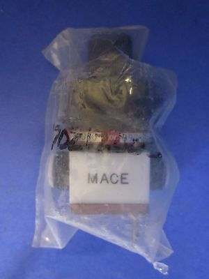 Mace 990-01-122-1-2 Teflon Valve 2-Way , NEW