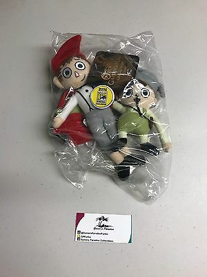 Over The Garden Wall Greg & Wirt Plush 2016 SDCC Exclusive