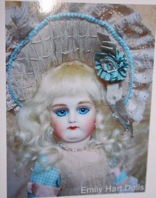 """SEELEY DOLL MOLD ~ 13""""-15"""" XI LADY / GIRL Head Mold ~ S108 MOLD ~ ANTIQUE REPRO"""