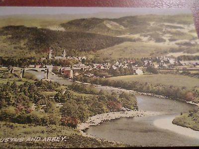 Postcard Fort Augustus And Abbey Inverness-shire