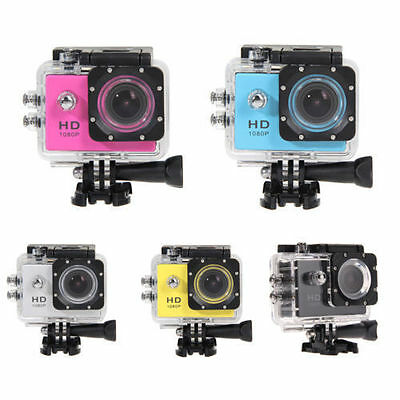 "SJ4000 2"" 1080P Full HD Sport DV Waterproof Action Camera Camcorder as Gopro KN"