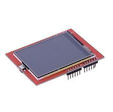 2.4 Inch TFT LCD Screen Touch Panel Module TF Micro SD For Arduino uno