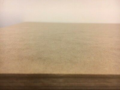 A2 Qty 6 2 mm MDF for Laser Cutting Modelling, Crafts & DIY Projects