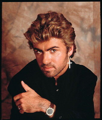 "086 George Michael - RIP UK Greek Pop Music Star 14""x16"" Poster"