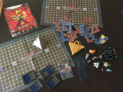 Yu-Gi-Oh! Dungeon Dice Monsters DDM Game Lot and more!