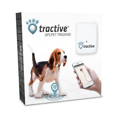 Tractive GPS Pet Tracking Device Ortungssystem für Tiere