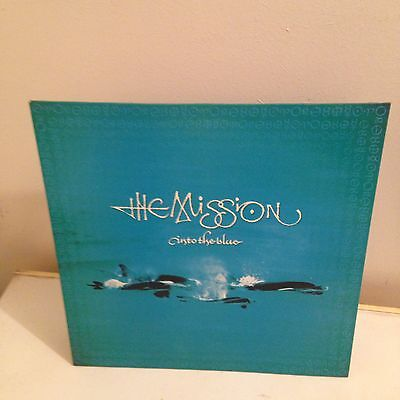 """The Mission 12"""" Into The Blue"""