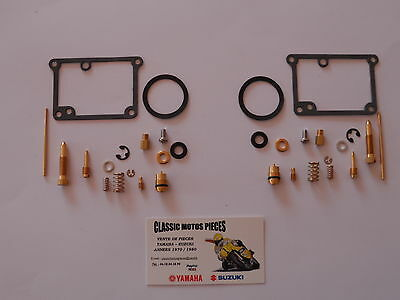 350 Rdlc Yamaha Type  4L0 Kits Refection Pour Carburateurs