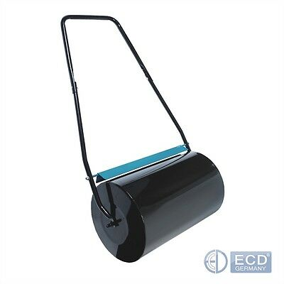 Hand Lawn Roller For Garden Tillage Mounted Sand Grass Seed Filled Roll