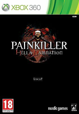 Painkiller Hell & Damnation ( Uncut ) Brand New Xbox 360 Game