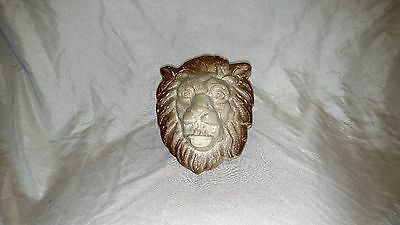 Lion Head Trailer hitch cover