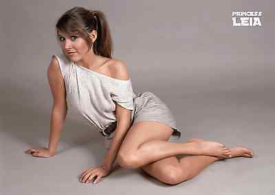 Unofficial Star Wars Princess Leia (33) A4 print Poster - Carrie Fisher Rogue