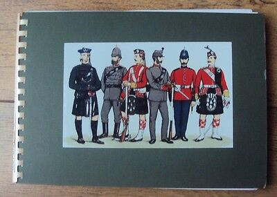 Rare Limited Edition 16 Of 50 Records Of Scottish Volunteer Force 1859-1908