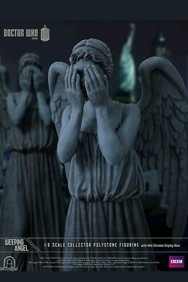 Big Chief Studios BBC Dr Who Weeping Angel Single Pack 1:6 Scale Figure