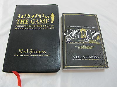 The Game ..Secret Society of Pickup Artists & Rules of the Game, by Neil Strauss