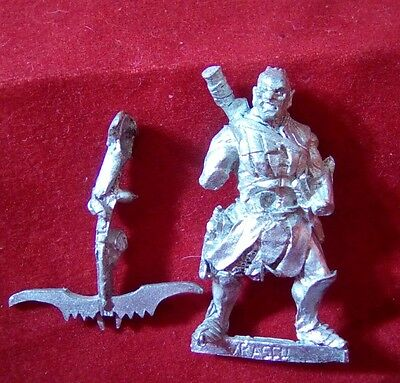 warhammer lord of the rings metal reconditioned VRASKU
