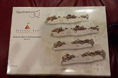 Department 56 Seasons Bay Beach Front Extensions #53374