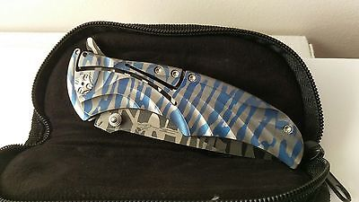 Custom Brian Tighe Nirk Tighe Coon + Free protective hard case