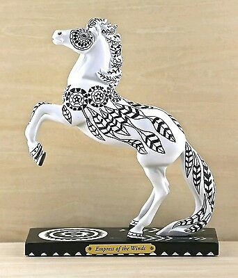 Enesco Trail of Painted Ponies Empress of the Winds Figurine