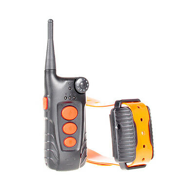 Aetertek 918C-1 Dog Rechargeable Remote Dog Training Shock Collar auto anti bark
