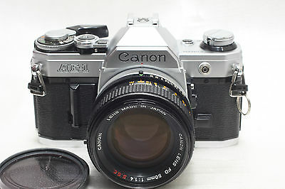 Canon AE-1 film Camera w/ FD 50mm f1.4 lens *Near Mint*
