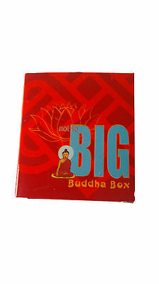 The NOT so Big Buddah Box - Bell Dorje Prayer Wheel  Chest  Mala Beads Buddah