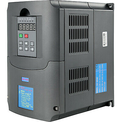 Variable Frequency Drive Inverter 5HP 4KW 220V VFD Low Output Single Phase