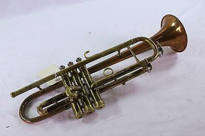 Conn 12B Professional Trumpet Coprion Bell VERY NICE QuinnTheEskimo