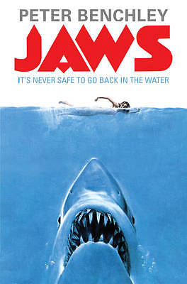 Jaws BRAND NEW BOOK by Peter Benchley (Paperback, 2012)