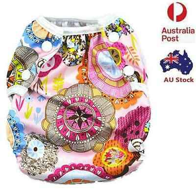 Reusable Swim Nappy Baby Girl Girls Diaper Pants Nappies Swimmers Toddlers (S56)
