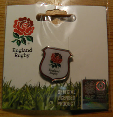 England Rugby Pin Badge