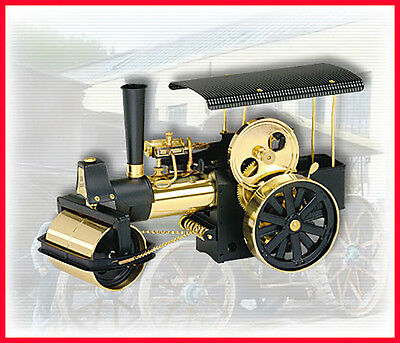 REDUCED Vintage Wilesco Old Smoky D366 Live Steam Roller Engine Great Condition