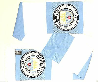 Manchester City Scarf Official Football Club Gifts