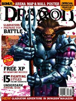DRAGON Magazine 303 D&D 3.0 Pathfinder WotC Price Includes Delivery in UK