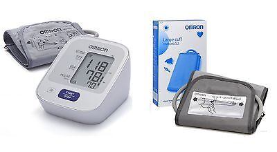 Omron M2 HEM7121E Blood Pressure Monitor + Extra Cuff *All Sizes Available* NEW