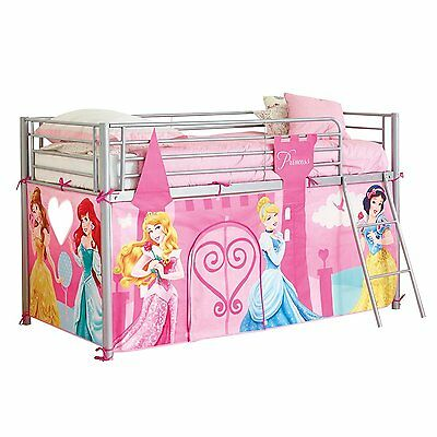 Disney Princesse Hello Home mi-hauteur robe it Up Tente de lit, rose