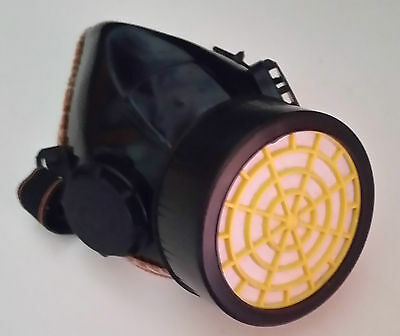 Single Carbon Air Filter Face Mask,spray Paints~Dust~Chemical~Safety~Industrial