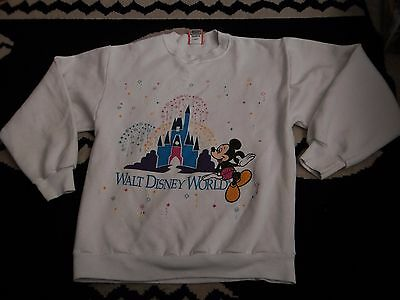 vintage walt disney world micky mouse jumper late 1970s early 80s