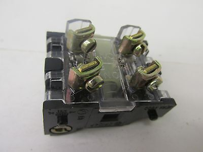 ge cr104p nema a600 14fx 30ex contact block & selector switch *free Toggle Switch Wiring Diagram at Cr104p Switch Wire Diagram
