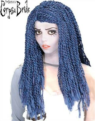 Child or Adult The Corpse Bride Costume Accessory Wig
